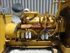 Used- Caterpillar 600 kW diesel generator. CAT 3412 engine