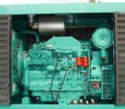 USED: Cummins/Onan 175 kW diesel generator, model 175DGFB, spec#61843H. Standby rated at 175 kW, 3 phase/117 kW single phase...