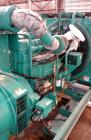 Used- Cummins 500 kW Standby Diesel Generator Set, Model 500DFED