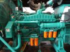 Used-Cummins 600 kW Diesel Generator Model DFGB. Cummins VTA-28-G5 Engine