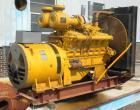 Used- Cummins 400kW Diesel Generator Set, model 680F0C41DA; engine model VT12700GS, serial #2172638. 3/60/120/208/277/480V. ...