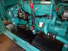 Used- Cummins 500 kW diesel generator set, model DFED. Cummins KTA19-G4 engine