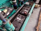 Used- Cummins 500kW diesel generator, model DFEK. Cummins QSX15-G9 engine.