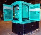 Used- Cummins 250kW standby rated (225 kW prime) diesel generator set. Cummins model DQDAA-5753598 SN-D060909593. Cummins QS...