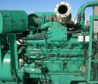 USED: Cummins/Onan 500 kW diesel driven generator, model 500DFY-4XR. 625 kva, 3/60/277-480 volt, 1800 rpm, 752 amp. Driven b...