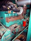 Used- Cummins 80kW Standby Diesel Generator Set, Model DGDA
