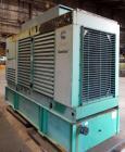 Used- Cummins Onan 350 kW standby (315 kW prime) diesel generator set. Cummins model 350DFCC, SN-F980760961. Cummins NTA855-...