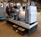Used- Detroit Diesel Spectrum 500 kW Standby Diesel Generator Set, Model 500DS60
