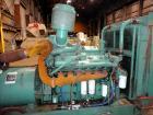 Used-Detroit Diesel 425 kW standby Diesel Generator Set,