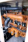 Used- Generac 200 kW natural gas generator. Hino natural gas engine.