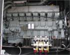 Used-Generac / Mitsubishi 2000 kW standby diesel generator. Mitsubishi model S16R-PTAA2 engine. Marathon model 744RSL4054 al...