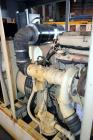 Used- Kohler 275 kW Standby Natural Gas Generator Set, model 275RZD serial #0686126.Detroit Diesel model S60G natural gas en...