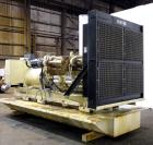 Used- Kohler 825 kW standby diesel generator set, model 900ROZD, SN-384623. Detroit Diesel 24V-71TA engine rated 1550 HP at ...