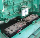 Used- Cummins Onan 350 kW standby (315 kW prime) diesel generator set, model 350 DFCC, unit serial #L950594172. Cummins NTA8...