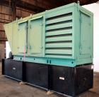 Used- Cummins / Onan 300kW diesel generator set. Cummins model DQBA-4484487. Cummins N14-G2 smart power engine rated 535 hp ...