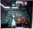 Used- Elliott / Volvo 500kW Standby Diesel Generator Set, Volvo TAD1631GE Engine