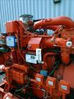 Used- Waukesha 305 kW  natural gas generator, model VGF18GLD