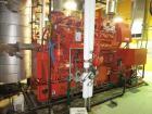 Used- Waukesha 4000kW natural gas power plant consisting of (5) Waukesha generator sets as follows: Unit #1 Waukesha model L...