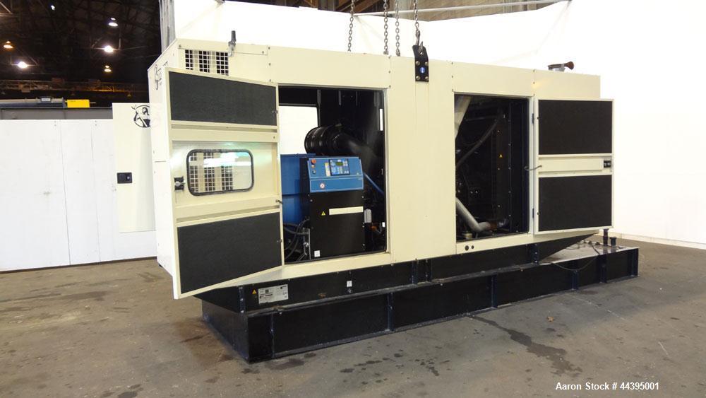 Used- Triton Package 480kW Standby (436kW prime) Diesel Generator Set, Model V500UC, Serial #V500UC06002567. Volvo model TAD...