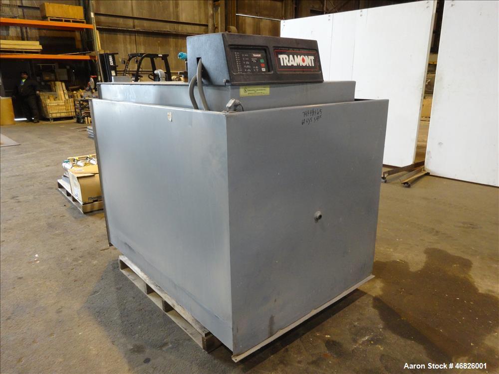 Used- Waukesha 1122 kW Diesel Generator Skid. No radiator, no switchgear, Model L5792DSU, SN-C-93633/1. 3/60/13800V. 1200 RP...