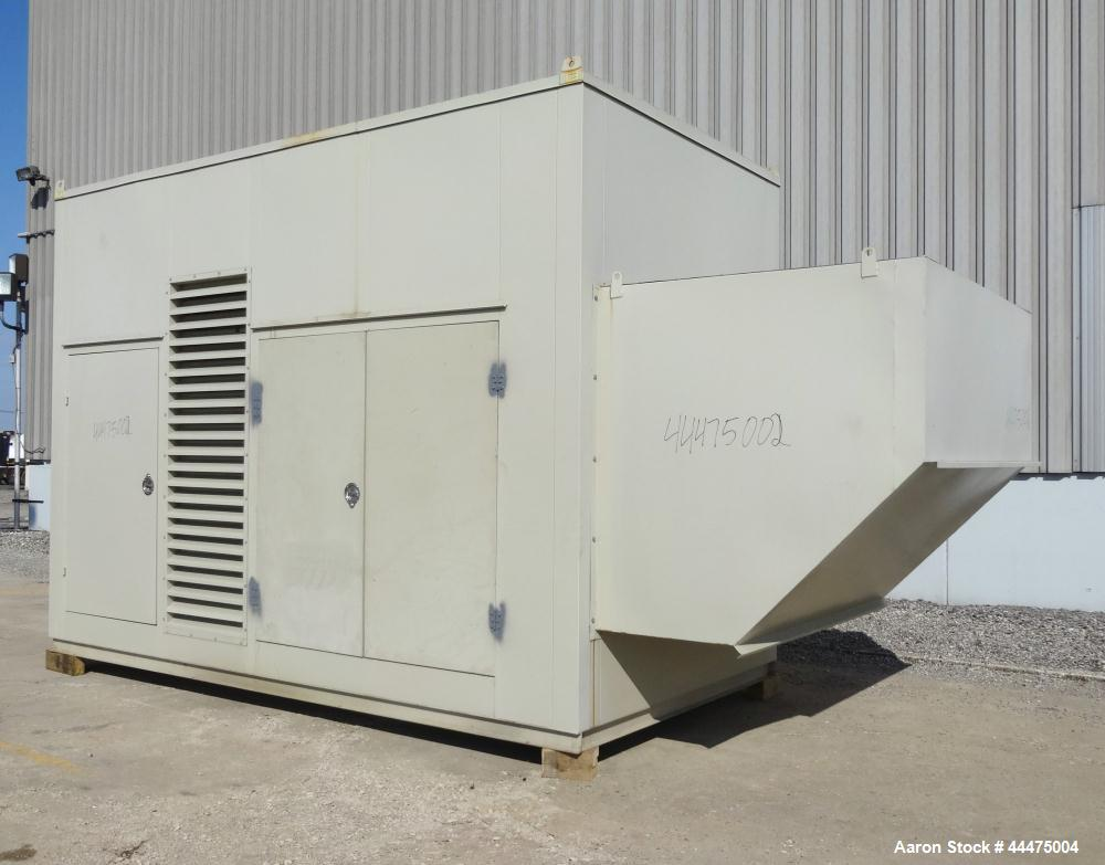 Used- Generator Weather ENCLOSURE ONLY.