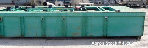 Unused- Tramount carbon steel 3000 Gallon diesel double wall sub-base fuel tank, model UTSX3000, UL listed No. A-600119. Not...