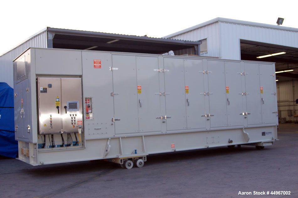 Caterpillar 4.8 MW Natural Gas Power Plant