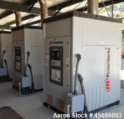 Used- Ingersoll-Rand PowerWorks 70 kW Microturbine Natural Gas Generator