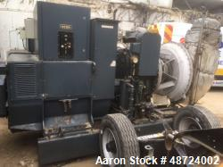 Used- Nebb Natural Gas Turbine Generator.