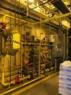 Used- Solar Taurus T60 Solonox 4.4 MW Dual Fuel Gas Turbine Generator Set.
