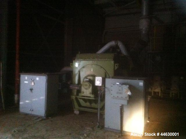 Used- British Polar 850 kW Diesel Generator, Model UG-8.