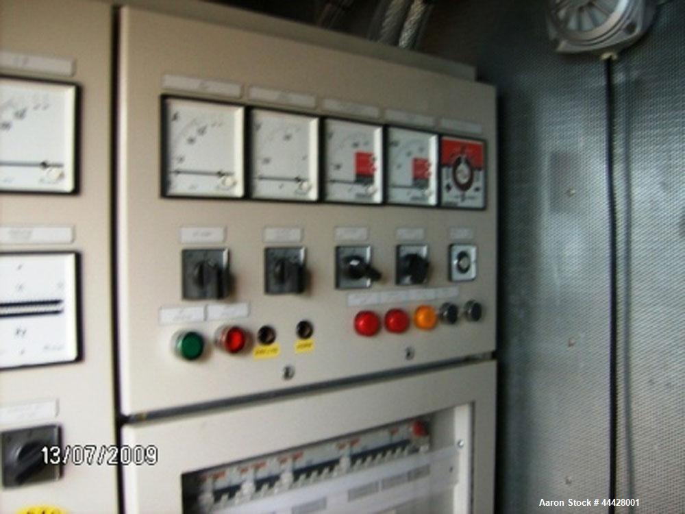 Used-Deutz Diesel Generator System.
