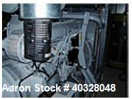Used-Knurz D300-4 IWE Power Generator Set.  Drive 240 kW.  Motor manufacturer IVECO, 256 kW.  Only used for 59 hours.  300 k...