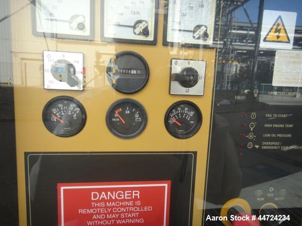Used- Olympian Diesel Standby Generator, Model GEH275.