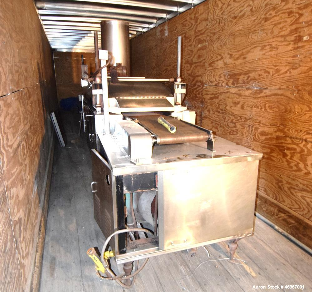 Used- SDMO XS 1000K Diesel Generator. 1000kVA/800kW, 3 x 400Volt, 50Hz. Equipped with a MTU/Mercedes engine and Leroy Sommer...