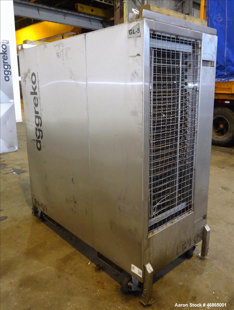 Used- Emerson 400 kW Resistive Load Bank