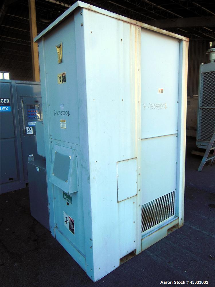 Used- Avtron 750 kW Resistive Load Bank, Model  K875AD29440-2