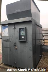Used- Resistive Load Bank Generator, 2 mW. 480 Volt. Auto feature with switch gear.