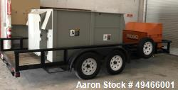 Used- Vtron 1250 KW Model K575 Trailer Rady Resistive Load Bank.