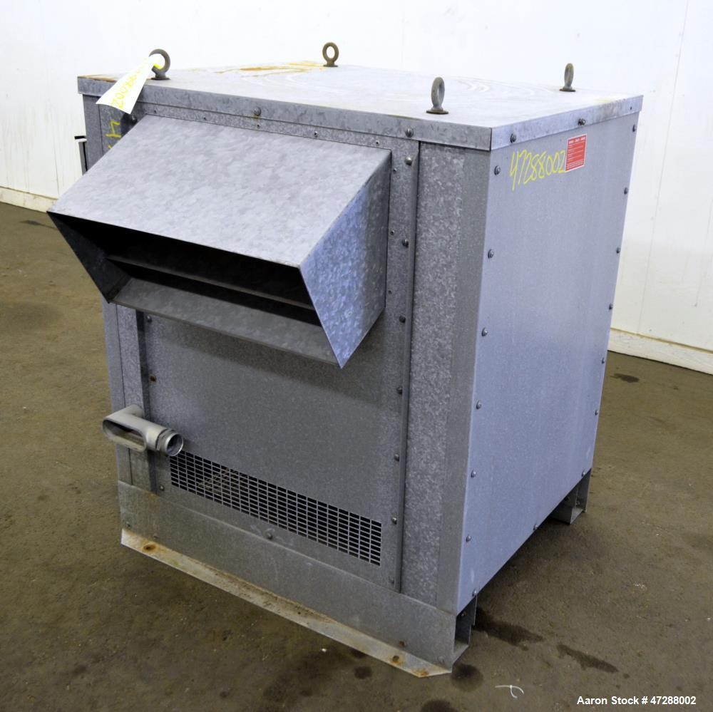 Used- Simplex LBS Series Forced Air-Cooled Resistive Load Bank.