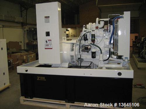 New- Blue Star Power Systems 125 kW  diesel generator, John Deere 4045HF285, EPA