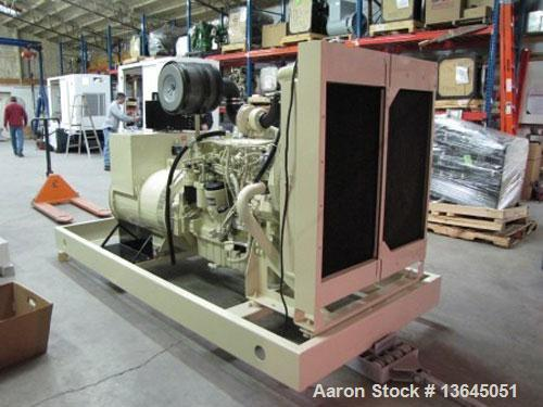 Blue Star Power Systems 275 kW Diesel Generator, John Deere 6090HF484 Tier 3 eng
