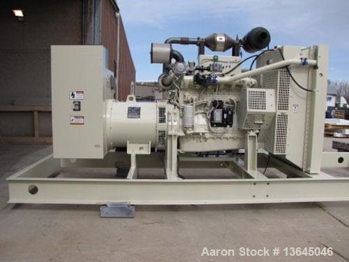 Blue Star Power Systems 190 kW Natural Gas Generator Set, NG Model NG200-01 - 19