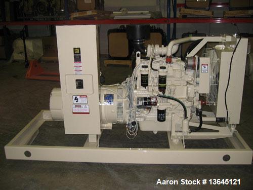 Blue Star Power Systems 100 kW Diesel Generator, John Deere 4045HF285 EPA Tier 3