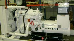 Blue Star Power Systems 415 kW Diesel Generator, John Deere 6135HFG84 engine