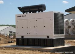 Blue Star Power Systems 1600 kW Diesel Generator Set, Model S16R-Y2PTAW-1