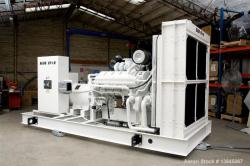 Blue Star Power Systems 1000 kW Diesel Generator Set, Model S12H-Y2PTAW-1.