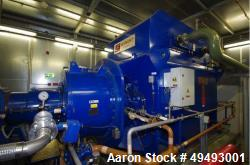 Used- MAN Turbo 16 MW Steam Turbine Generator Assembly, Model MARC4-B00.