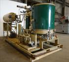 Used- Clayton Skid Mounted Steam System.