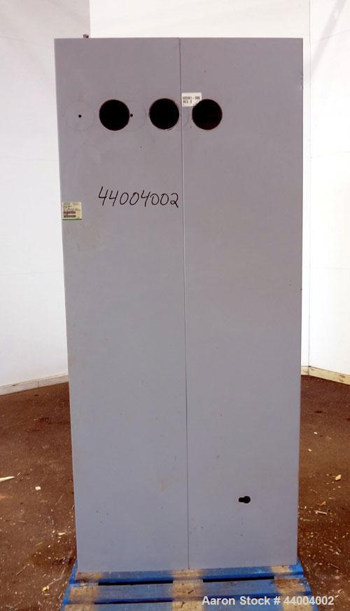 Used- ASCO Series 300 Automatic Transfer Switch. 1200 Amps, 480/277 volts, 60 hz, 3 phase. Type 1 enclosure.